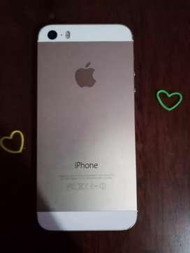 Se vende iphone 5s para repuesto