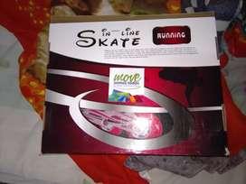 Vendo patines para niñas nuevos