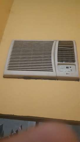 Aire acondicionado de ventana LG  18000 Btu
