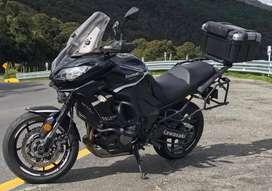 kawasaki Versys 1000 modelo 2015 z1000 mt09 versys ducati xt
