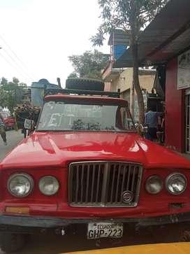 Se vende Jeep Willys clásico