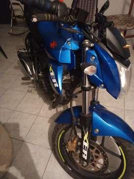 Vendo moto suzuki Gixxer MOD 2020