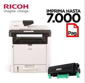 FOTOCOPÍADORA RICOH SP3710