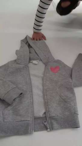 Vendo ropa infantil niña / niño  importada de marca: ZARA , H&M , BLACK AND BLUE, LACOSTE, COLUMBIA , NORTH FACE etc...