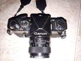 Canon F-1 Años 70