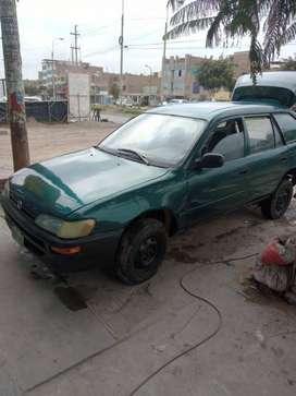 Toyota corolla stationwagon