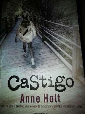 Castigo Anne Holt
