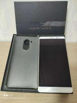 Espectacular Huawei Mate 8 como nuevo