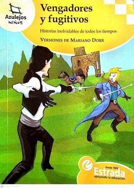 Libro Vengadores y fugitivos