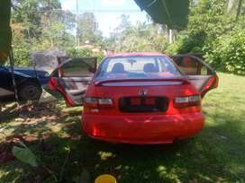 Honda civic en 800.000 mil