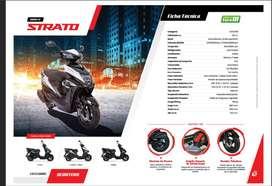 OCACION: Zongshen Strato – motocicleta con diseño moderno y de fácil manejo
