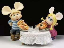 ayudante pizzeria