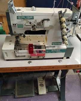 Máquina Collarín Industrial
