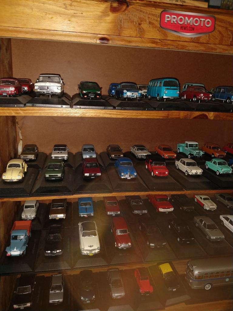 Vendo: Colección / Autos Inolvidables 0