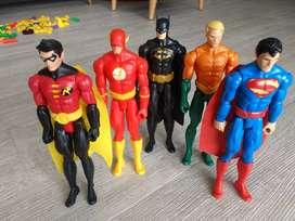 Figuras Liga de la Justicia