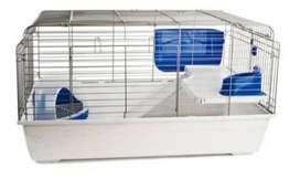 JAULA IMPORTADA: hurones, cobayos, conejos, hamsters