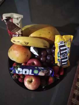 Bandeja frutas