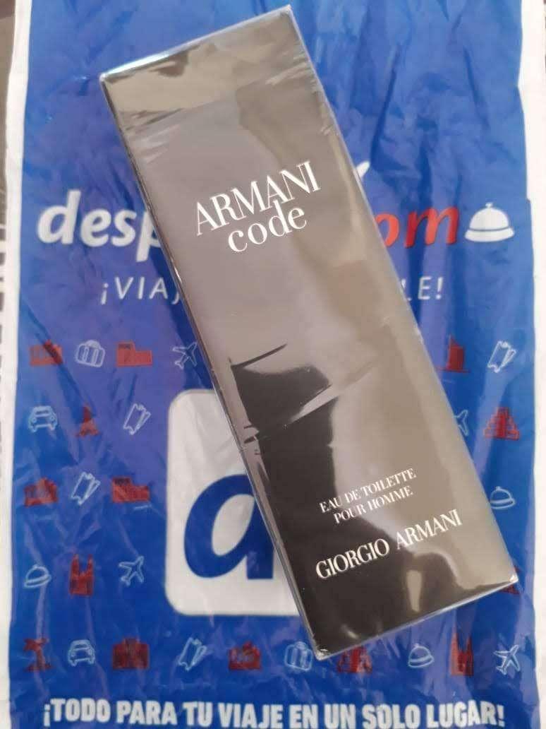 Perfume Armani Code 0