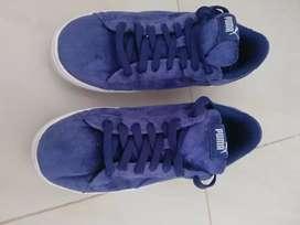 Zapatos marca Puma Flamantes