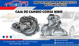 CAJA DE CAMBIO CORSA WIND