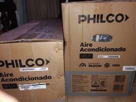 AIRE ACONDICIONADI PHILCO. 3400w  NUEVO SIN ESTRENAR