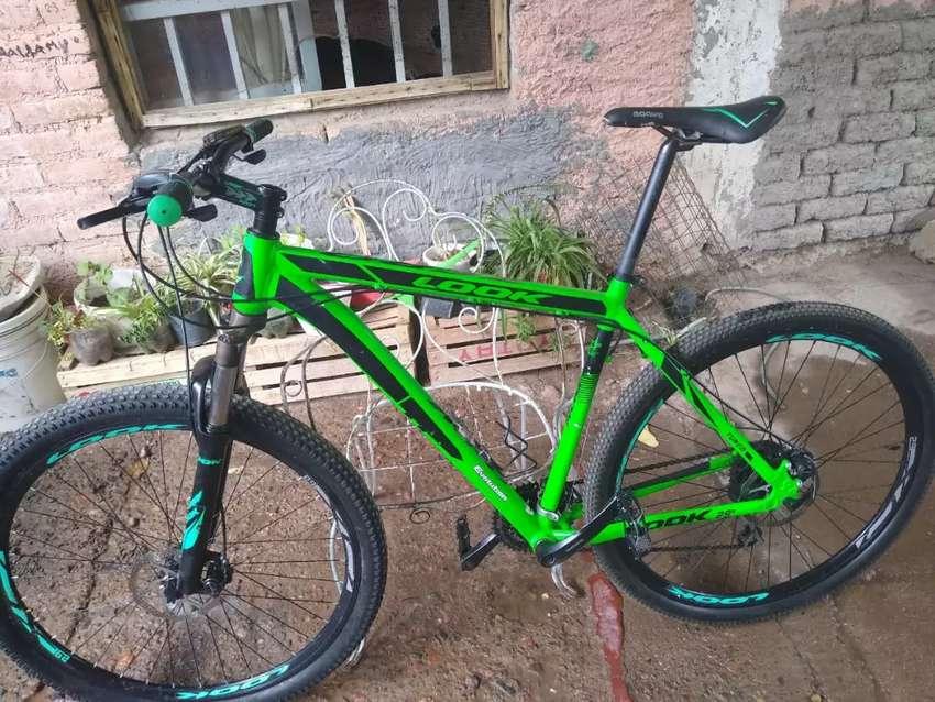 Bicicleta look zero  mtb rodado 29 0