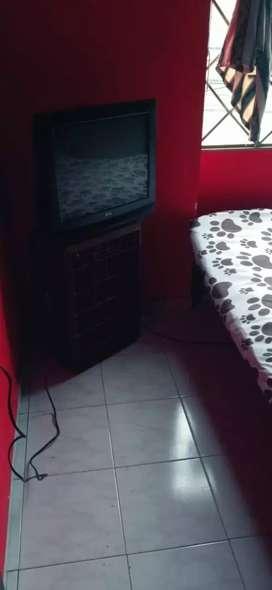 Arriendo habitacion pequeña