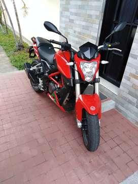 Moto benelli italiana 250