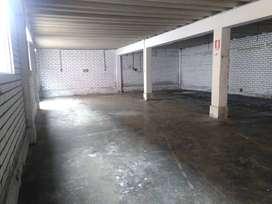 Alquiler local industrial 460m2 Lurín
