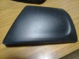 tapa de remolque derecha citroen c3 2012/19 nueva