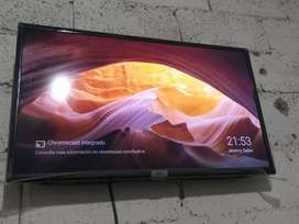 Se vende televisor de 32  smart tv