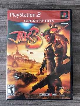 Juego Jak 3 Playstation 2
