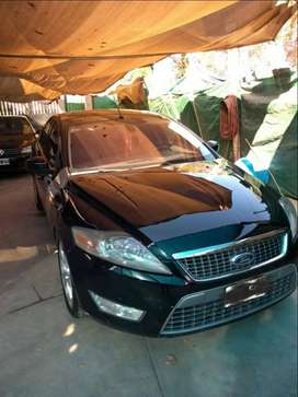 IMPECABLE FORD MONDEO 2010 160 HP 2.3 AUT 6TA TRIPTONIC.