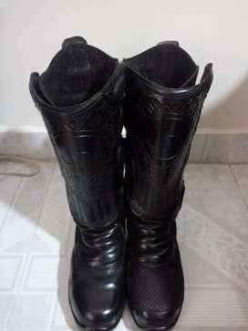 Vendo botas de seguridad motociclista