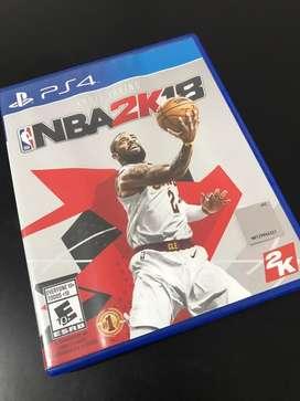 NBA 2K18 - En perfecto estado, juego físico