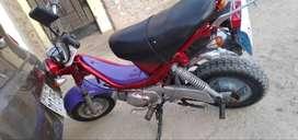 Vendo moto chappy marca yamaha