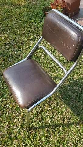 Vendo 5 sillas
