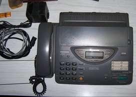 Fax Panasonic Kx-f700 Sin Funcionar Completo