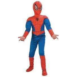Disfra spiderman