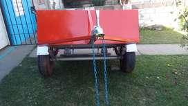 Vendo trailer para auto