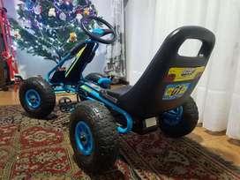 Carro de pedal formula 1