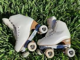 Vendo patines profesionales libre