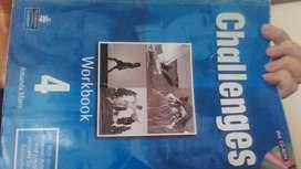 CHALLENGES WORKBOOK 4 PLUS CD ROM Amanda Maris Edit Pearson Longman. Consultar precio
