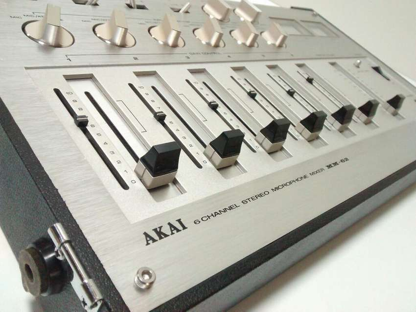 Akai Mm-62 Mixer 0