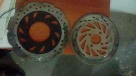 Discos de freno, BWS Y BWSX