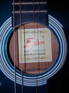 Guitarra R5to azul