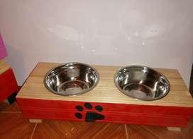 Comedor para todo tipo de mascotas