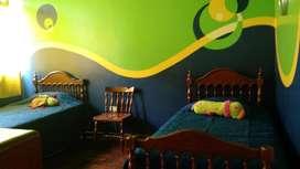 Habitacion Amoblada Pueblo Libre excelente ubicación