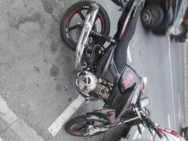 Yamaha YBR 2016