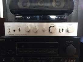 Vendo lindo amplificador pioneer sa3000
